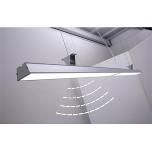Up & Down LED Linear Suspension Kommerziellen Licht
