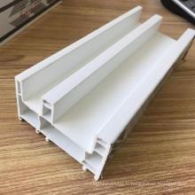 Profilé de système de fenêtre coulissante en PVC