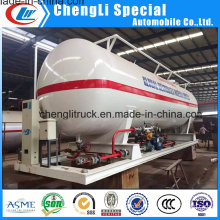 10tons LPG Filling Plant 40m3 LPG Skid Station 20tons LPG Gas Station for Sale