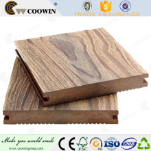 coowin brand wood plastic wpc decking composite outdoor flooring FACTORY TOUR