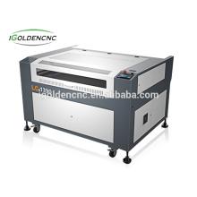 Descuento de 2018 no metal y máquina de corte de metal / CNC láser de CO2 grabado y corte de la máquina