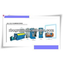 17DS(0.4-1.8) engrenagem tipo alta velocidade cobre intermediário do fio máquina de desenho (cabo de alimentação do máquina de corte tiras de fio)