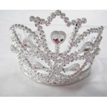 Flower PP Crown Tiara