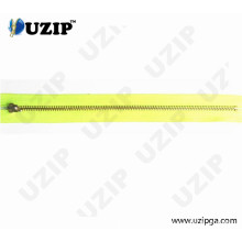 Special Metal Cotton Zipper Slider with Closed Ended for Garment and Bags