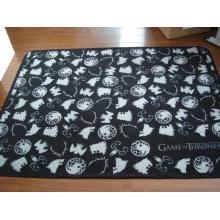 Super weiche 100 % Polyester-Fleece-Decke (SSB1017)