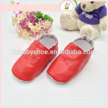 2015 последний дизайн ребенка ребенок обувь кожа