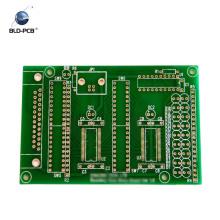 Horloge numérique 2 couche 1 OZ 1.6 millimètres FR4 stratifié plaqué cuivre sans plomb HASL 94v0 carte PCB