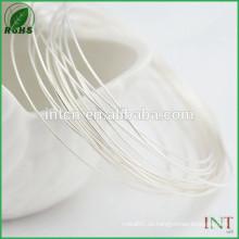 joyería material puro alambre de plata 9999