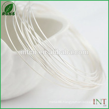 jewelry material pure silver wire 9999