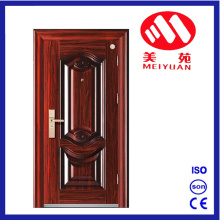 2017 Single Designs Safety Hot Exterior Steel Iron Door