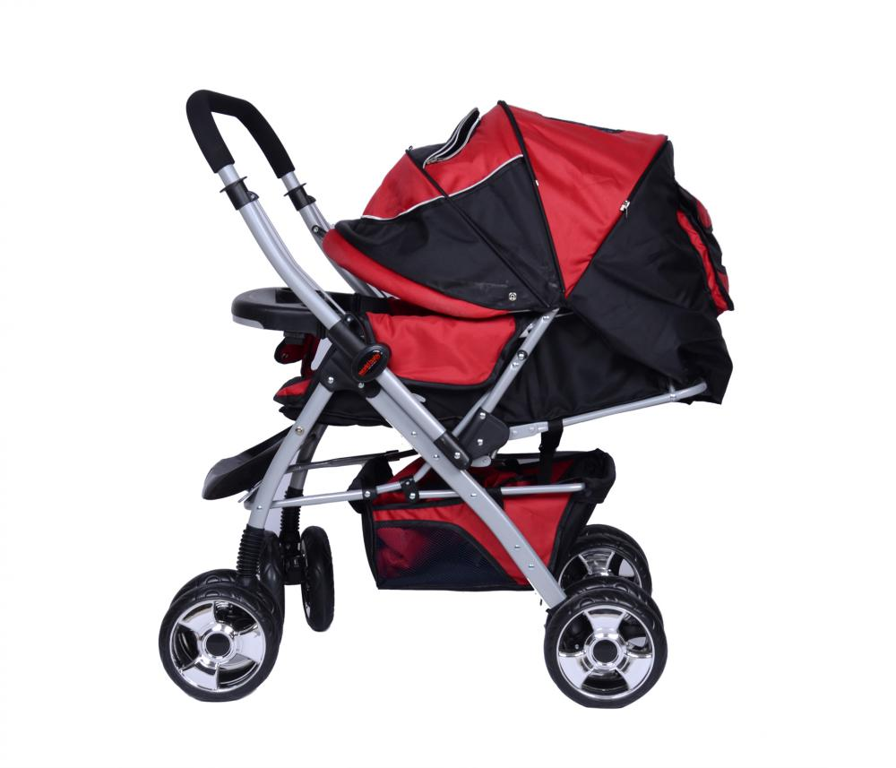 Baby Stroller with Handle Bar
