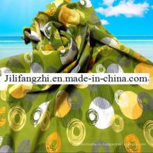 Печатных /Занавеса/Домашнего Текстиля/100% Полиэстер /Эпонж Ткань