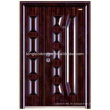 Pop-Ägypten-Design-Mutter und Sohn Tür / ein und eine Hälfte Tür KKD-569B von China Hersteller