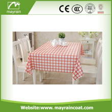 Fitted Waterproof Large Square PVC Christmas Table Clothes