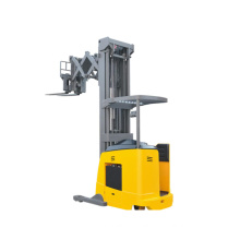 Xilin 9M 1600kg Electric Forklifts Reach Truck With Double Scissors