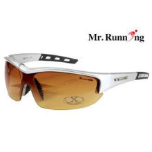 Man Polarized Fishing Sunglasses With Fashion Brown Lens ,