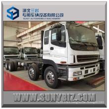 Cyh51y Cheap Japanese Isuzu 8X4 Used Truck