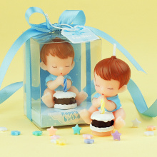Craft Doll Birthday Candle New Design Candle for Children