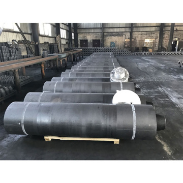 UHP 500 × 2100mm Graphite Electrodes Price