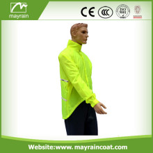 New Fashion Polyester Rain Jacket para Hombres
