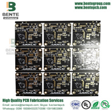 PCB Multilayer 4 camadas FR4 Tg135 ENIG 3U