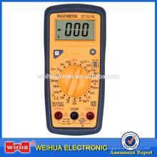 Multimètre DT321B avec multimètre portatif de test de batterie