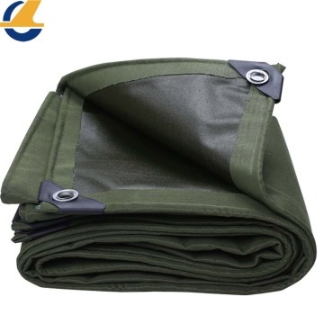 PVC Coated Polyester Fabric Truck Trailer Tarp