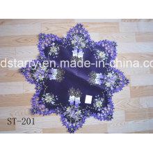 Purpule Couverture de table de Noël St201