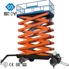Plates-formes de travail hydrauliques d'équipement de construction léger