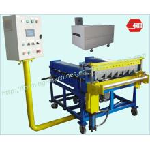 Minitype Standing Seam Roofing Machine With Adjustment (KLS25-200-650)