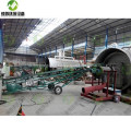 Waste Tyre Recycling Plant Machinery for Sale