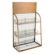 Shoe Rack Wire Display Rack