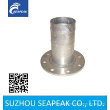 Steel Bauer Coupling Part
