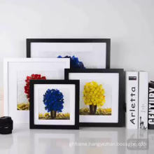 3D deep shadow box  frame with ps moulding