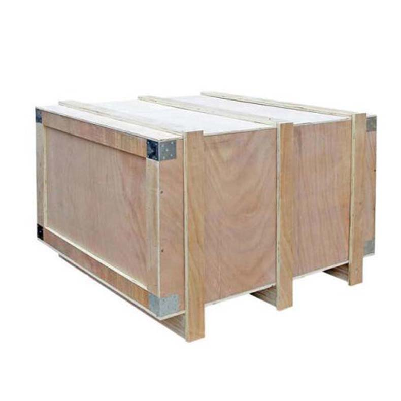 The export logistics wooden box