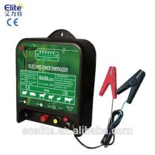Solar- und Batterie-Elektrozaungerät
