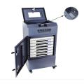 Extrator de fumaça de sala limpa de laboratório para purificação de ar