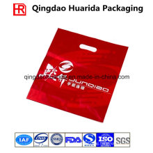 LDPE Shopping Carrier Bag/Color Printing Die Cut Handle Bag