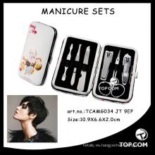 Kit de herramientas de uñas de pedicura cosmética para manicura para salón de belleza