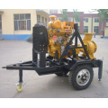 100KW Water Pumps with Trailer