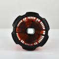 Светодиодная подставка для зарядки аккумулятора Кемпинг Солнечный вентилятор