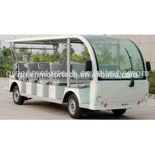 Elektrischer Stadttouristenbus mit 23 Sitzen
