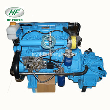 HF-4105 water cooled 4 cylinders boat engine
