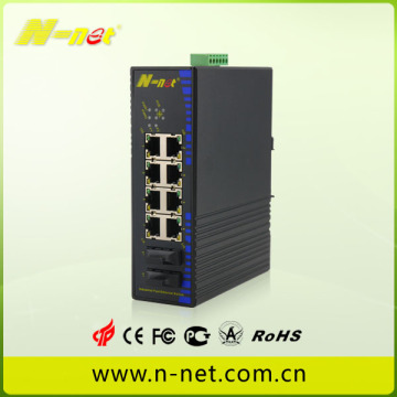 Switch Poe Ethernet Umanaged Rápido