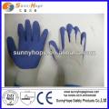 Coque T / C 10G 5ème TRE C avec des gants revêtus de latex