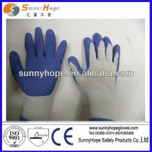 21's 10G 5thread T / C Schale mit Latex beschichteten Handschuhen