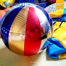 Ballon à miroir gonflable décoratif à miroir décoratif