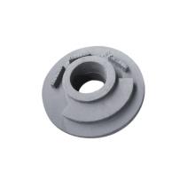 CNC machining service casting steel floor flange