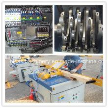 Sf7011 alta eficiencia máquina de madera de la muesca de la paleta para la venta