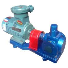 Ycb avec pompe à engrenages du moteur